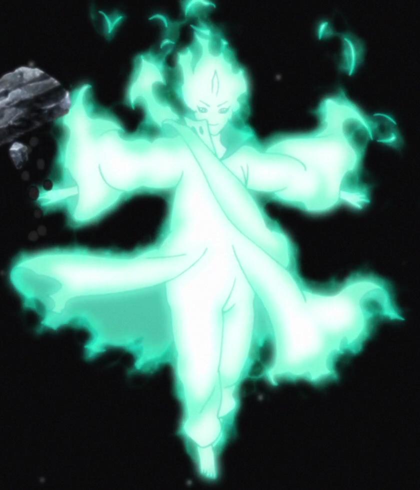 Tenseigan Chakra Mode Narutopedia The Naruto