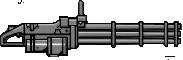 Armas/Weapons Minigun-GTAVe-HUD