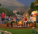 LostInRiverview/New Game Pack for TS4: Outdoor Retreat