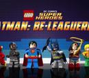 LEGO DC Comics Super Heroes: Batman Be-Leaguered