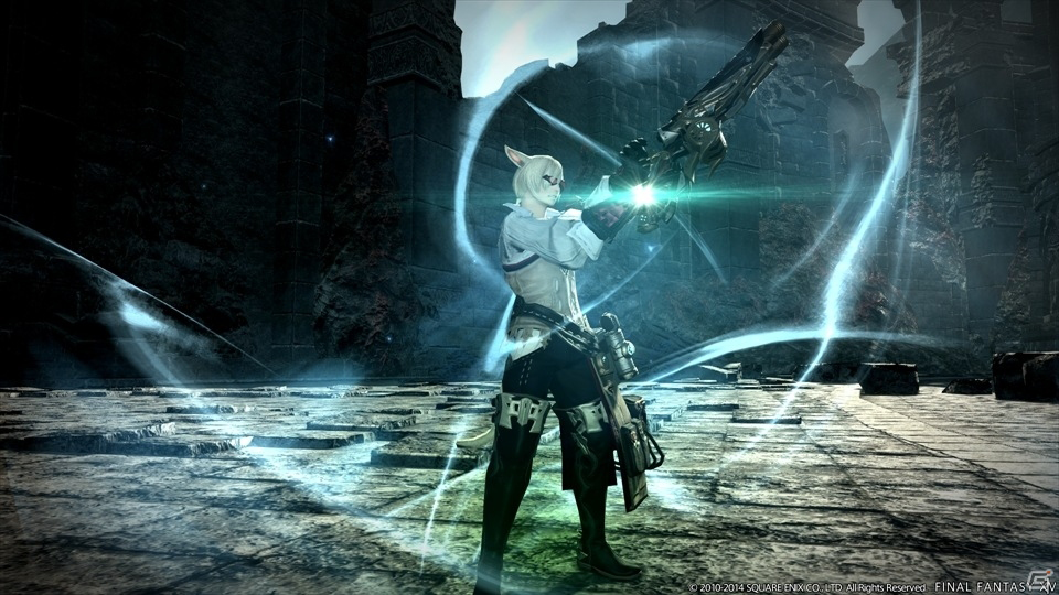 ffxiv how to get artifact weapon