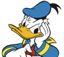 Béret de Donald Duck