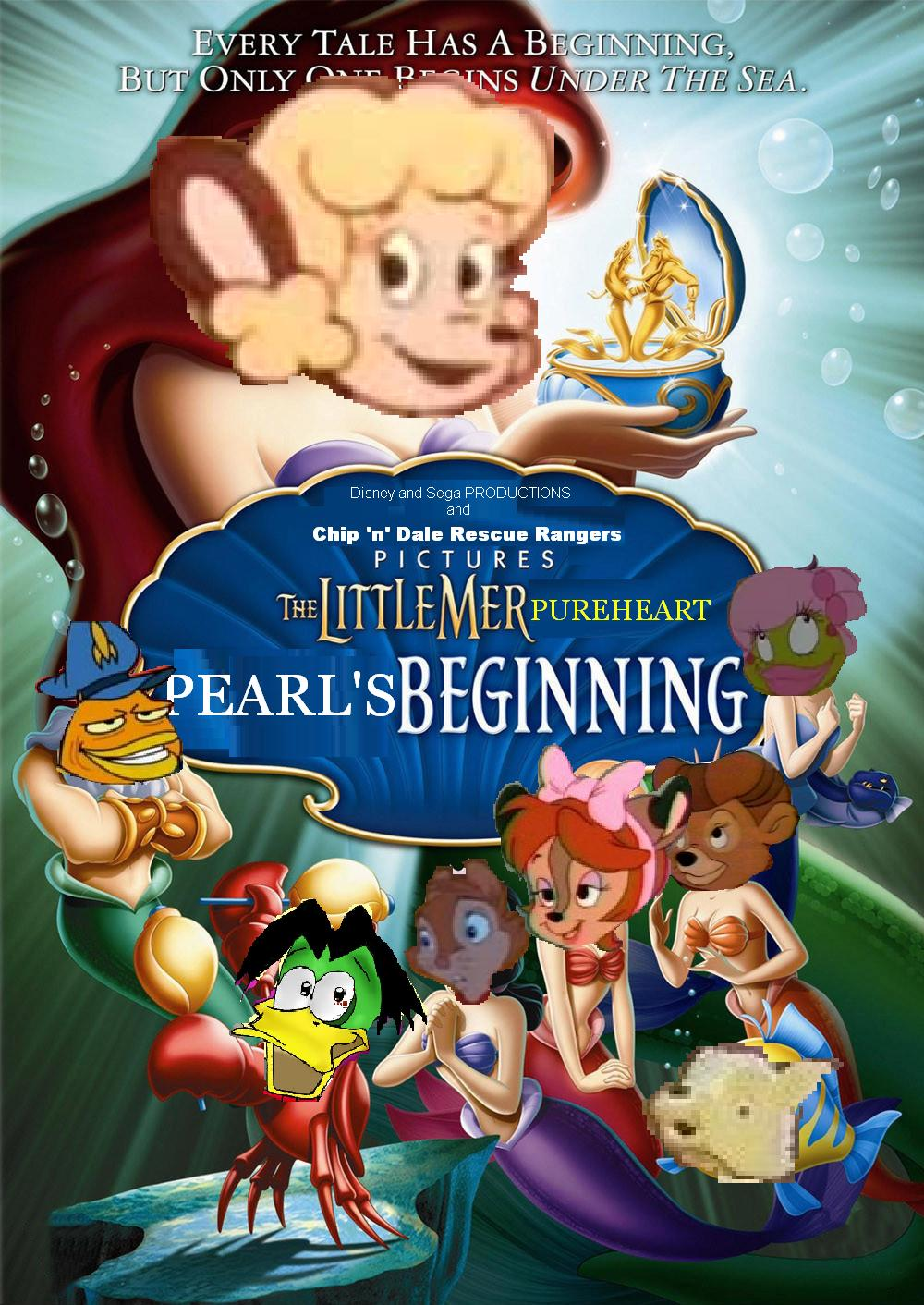 The Little Mer Pureheart 3 Pearl S Beginning