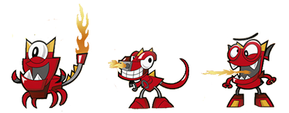 Mixels Zorch And Seismo Mix
