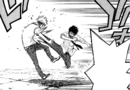 Ryu and Ushio continue their fight.png