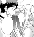 Urara tells Ryu that he must kiss Meiko.png