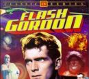 DYNAMITE COMICS: Flash Gordon TV Series 1954