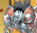 Robot w ciele Szejka