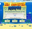 Sea Monster Munch/Game