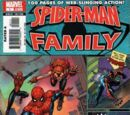 MARVEL COMICS: SPIDERMAN FAMILY