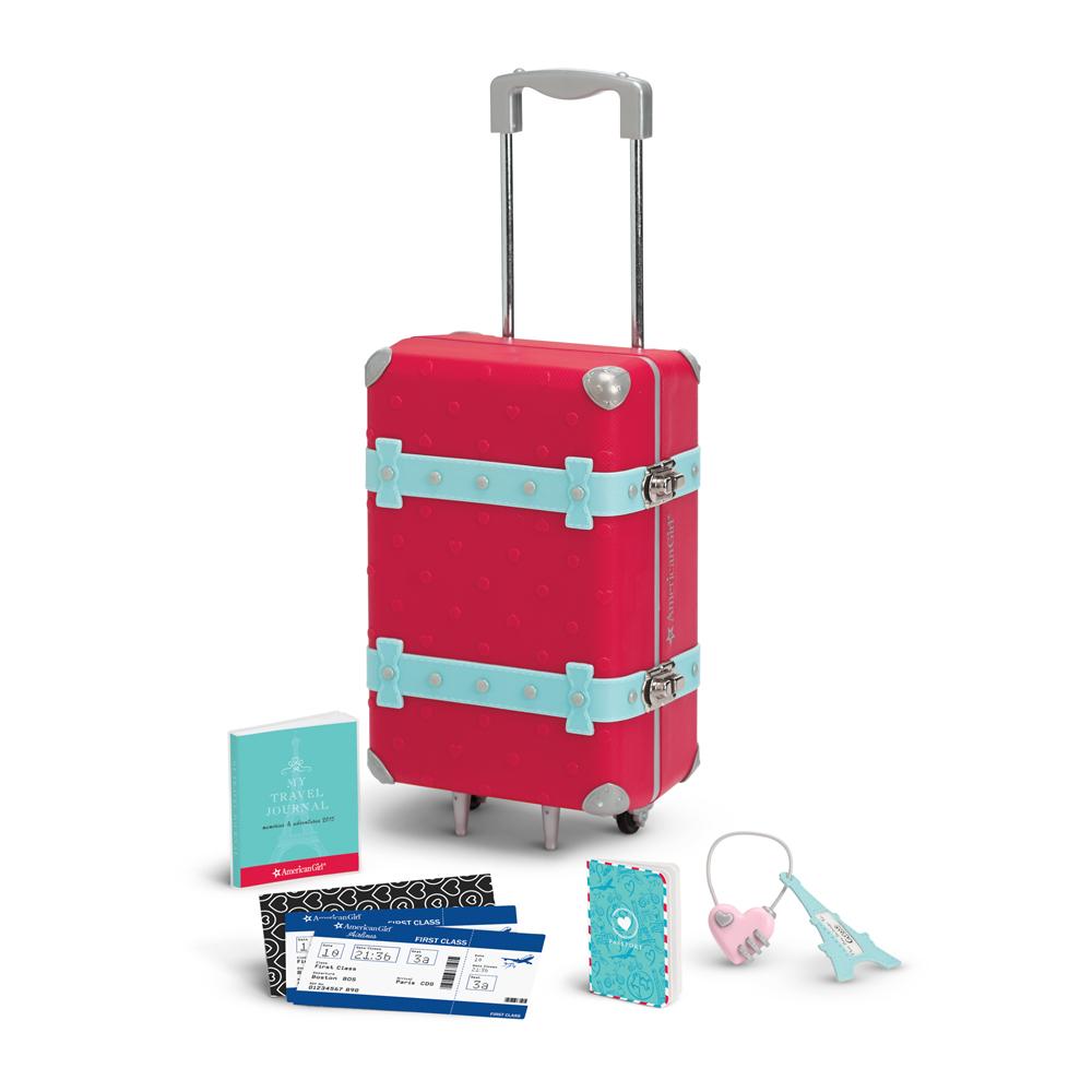 Suitcase travel set 2013