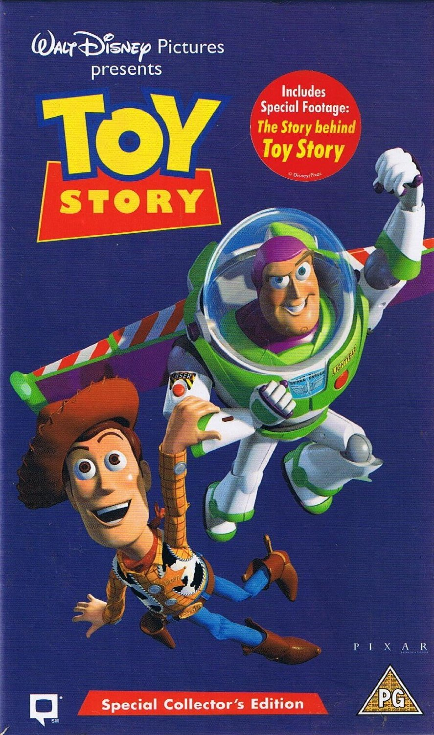 Toy Story Cracked Magazine: Disney Pixar Animation