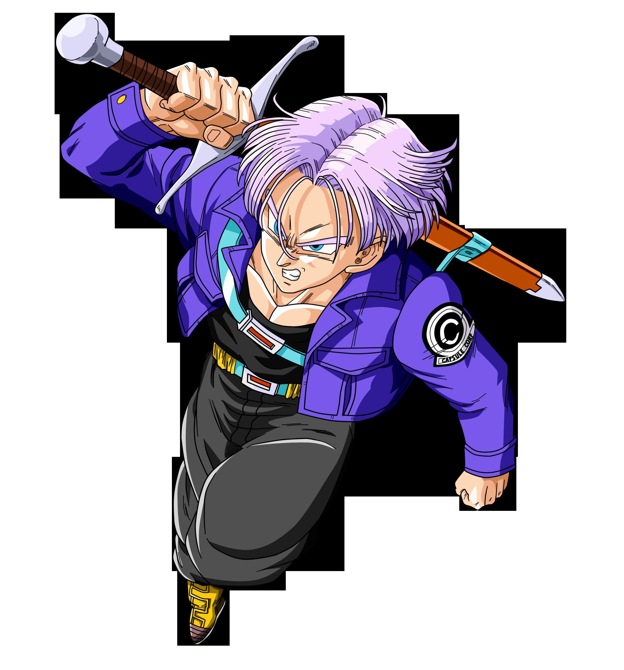 Trunks del Futuro(Kai) - Dragon Ball Fanon Wiki