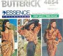 Butterick 4854 A