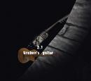 Greben's guitar