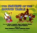 The Smurfs Of The Round Table