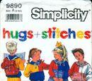 Simplicity 9890 B