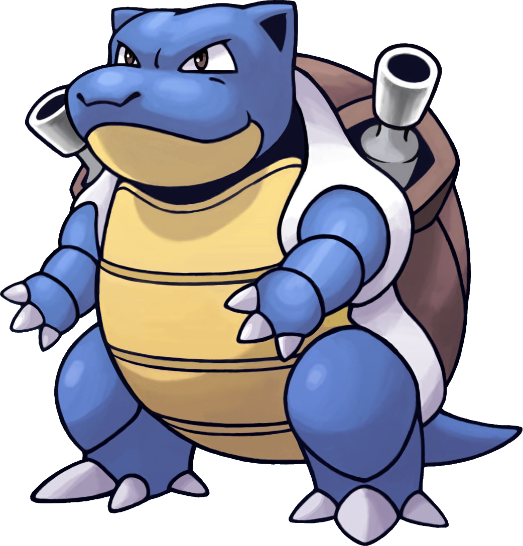 Red Blastoise Announcing Ionic 1.0! ...