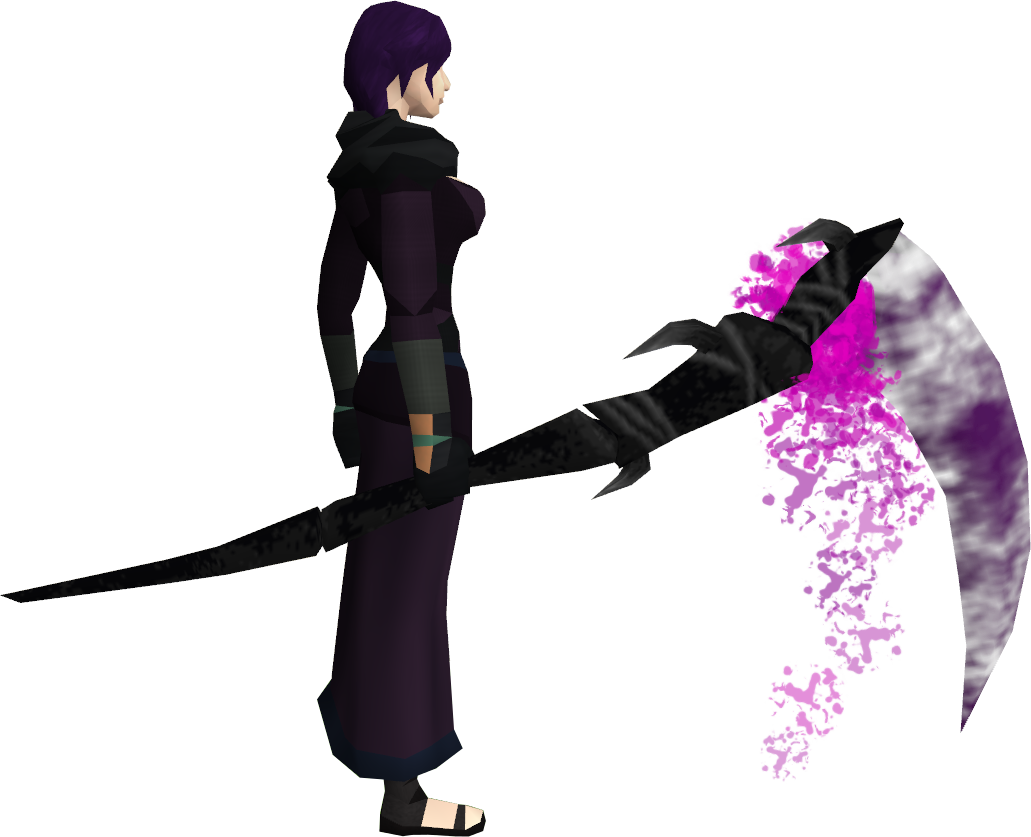 Noxious scythe (shadow) - The RuneScape Wiki