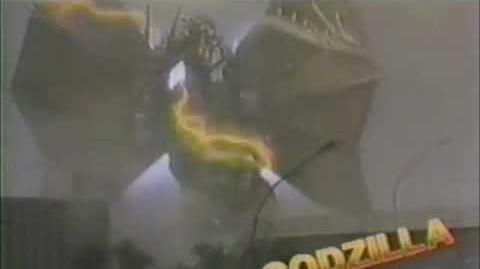 Godzilla vs. King Ghidorah (1991) CNN Report