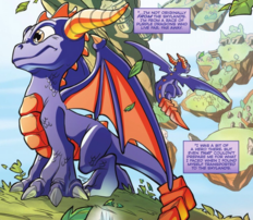 Spyro Comic2