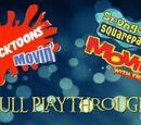 Nicktoons Movin'/walkthrough