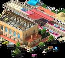 Megapolis Unity Station