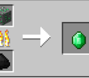 Mineral de esmeralda