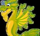 Dragon D'Algue