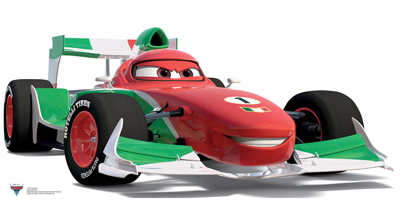 Image 77465 Francesco Bernoulli Cars 2 Jpg Pixar Wiki