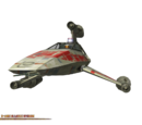 R60 T-wing interceptor