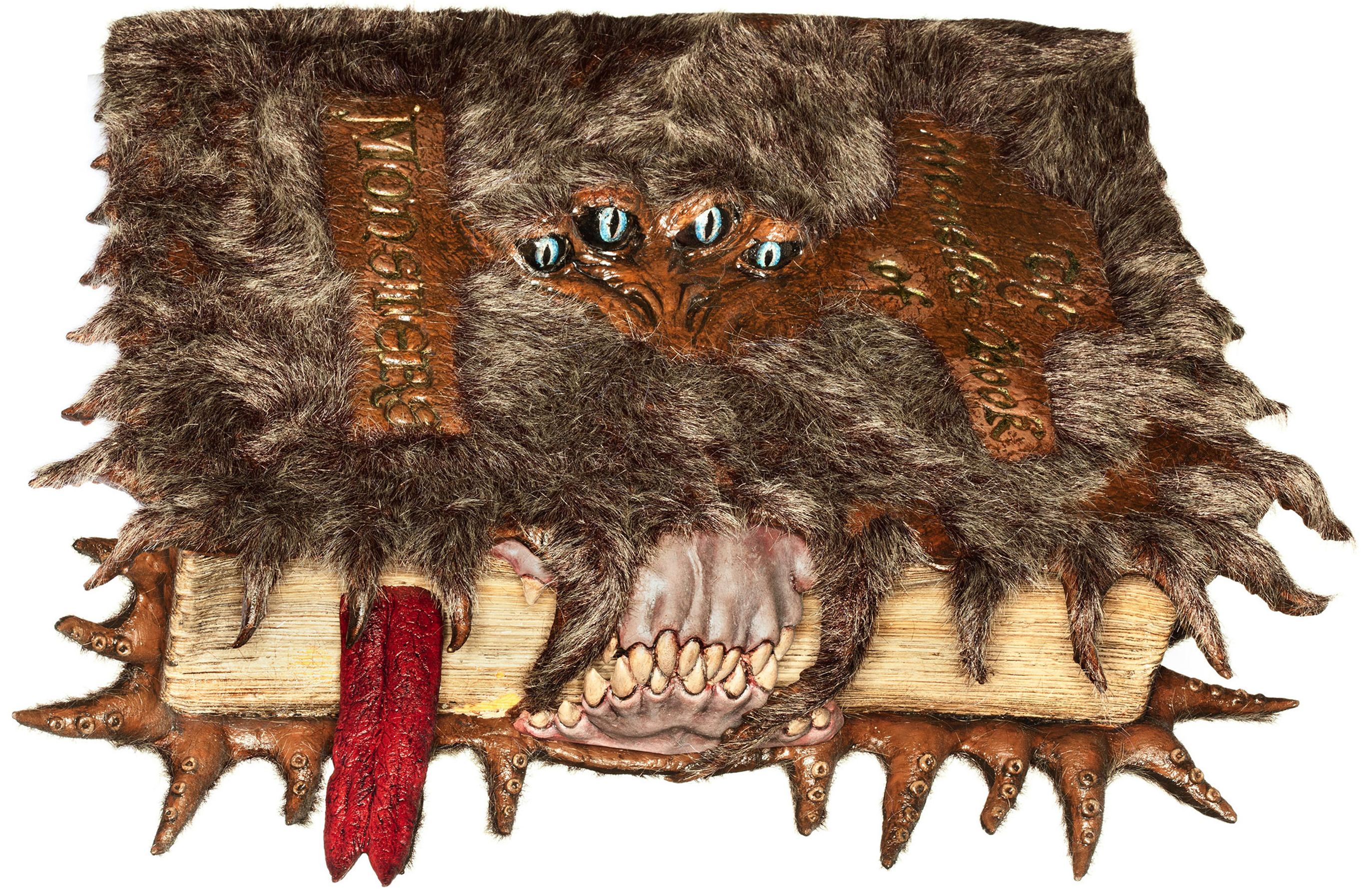 book of monster - photo #19