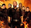 Gunman6/Expendables spoofs/parodies/fake posters