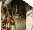 Winding drum elevators