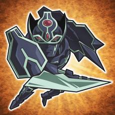 Gearfried the iron knight duel arena yu gi oh