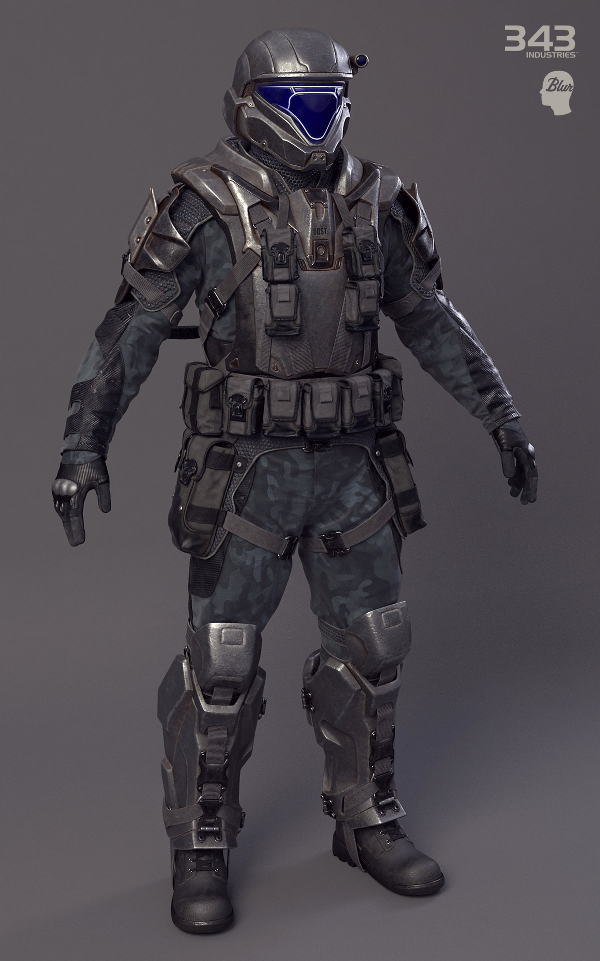 Image h2a cinematicrender halo nation wikia - Halo odst images ...