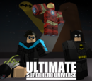 Ultimate Superhero Universe (Game)