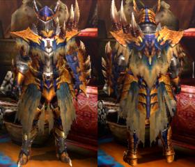 Tigrex X Armor (Gunner) (MH4U) - Wiki L'encyclopédie Moga
