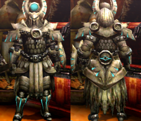 Helios X Armor / Selene X Armor (Gunner) (MH4U) - Wiki L ...