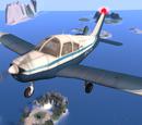 Piper PA-28 Cherokee (Laminar)