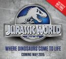 Jurassic World merchandise