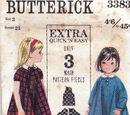 Butterick 3383 C