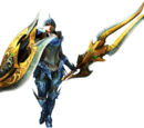 MH4U Equipment Renders