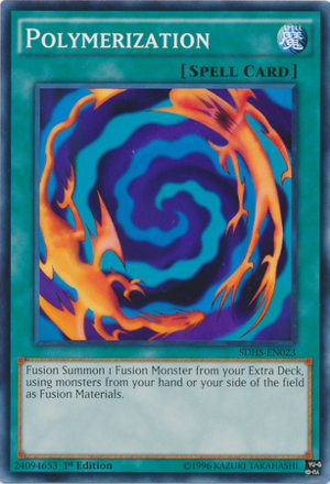 How to Play Yu-Gi-Oh: Part 4 300px-Polymerization-SDHS-EN-C-1E