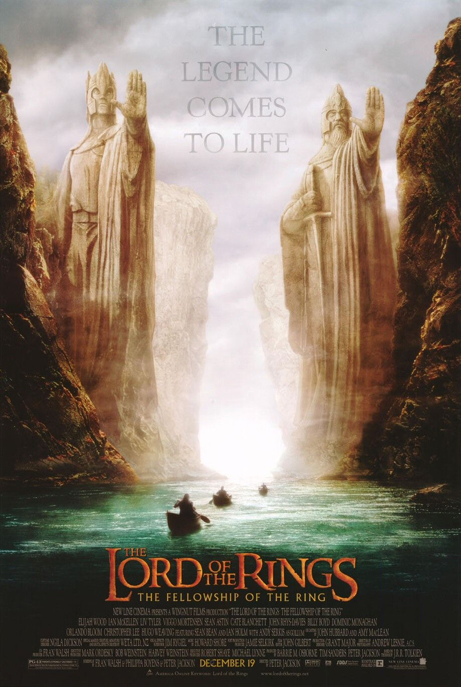 Movie Poster Lord of The Rings Lord of The Rings Poster
