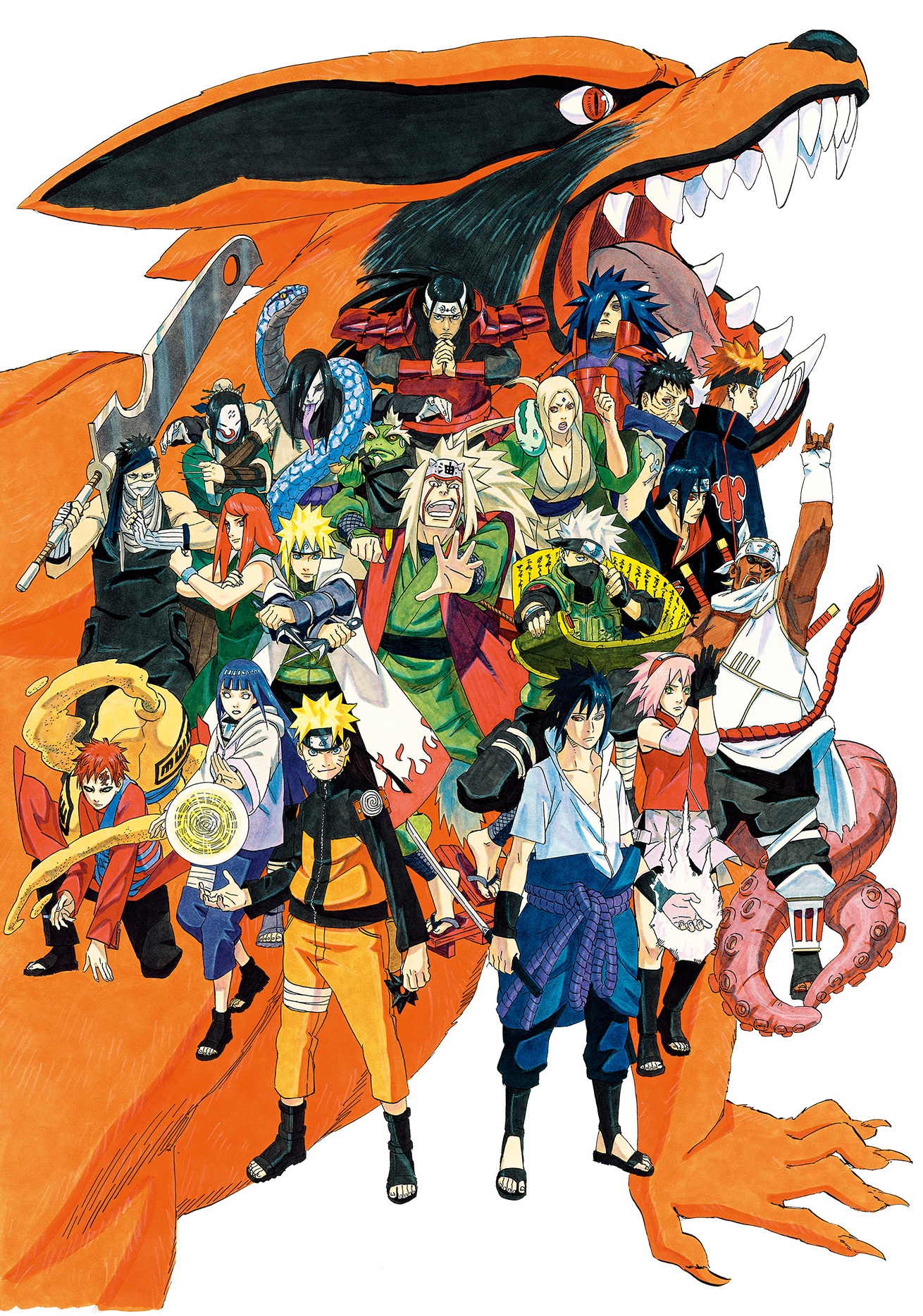 1310 x 1869 png 5327kBNaruto