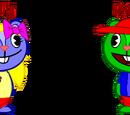 Radel999's fan characters