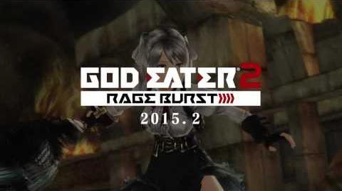 TVアニメ「GOD EATER」 ティザーPV