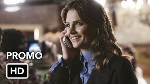 """Castle 7x12 Promo """"Private Eye Caramba!"""" (HD)"""