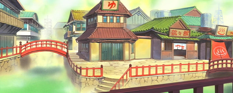 Naruto Konoha